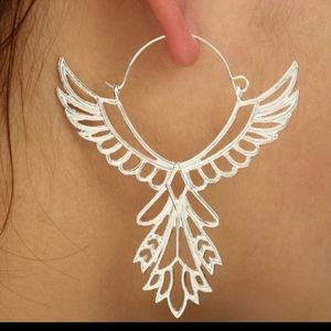 Thunderbird Earrings